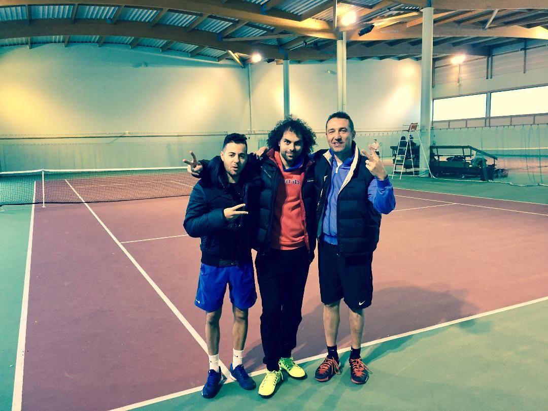 SH Equipe 1 : Antoine, Benjamin et Anthony