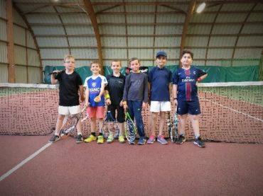 Coupe galaxie tennis