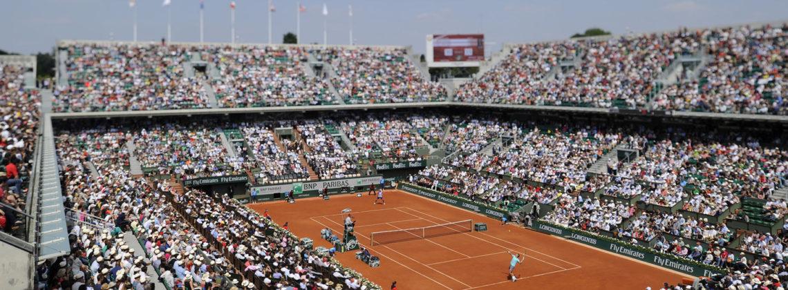 Sortie à Roland Garros le 28 mai