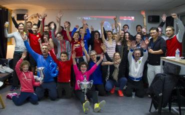 La J8 au Sporting Club Nantes
