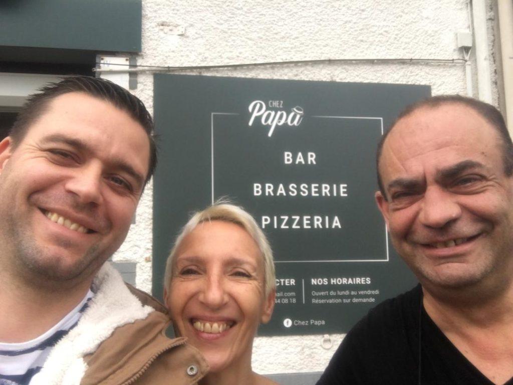 Le partenaire du mois : restaurant Chez Papa