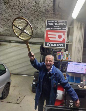 Le partenaire du mois : Garage Autoservice AD Boucard